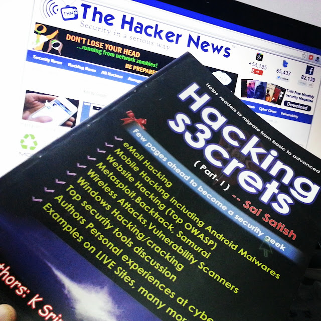 Review : Hacking S3crets - beginners guide to practical hacking