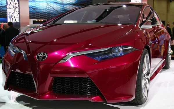 2019 Toyota Camry Redesign