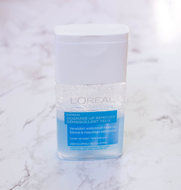 L'Oreal express eyemakeup remover review