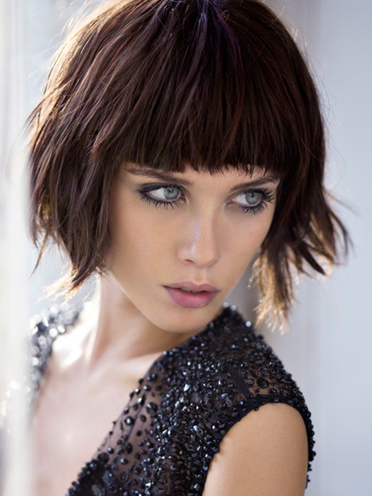 Pleasant Medium Short Hairstyles Hairstyle Inspiration Daily Dogsangcom