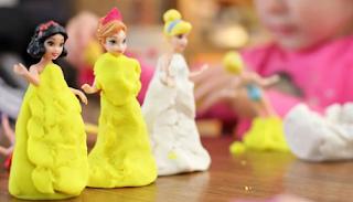 Mainan Anak Perempuan Khusus untuk Menunjang Motorik dan Bahasa
