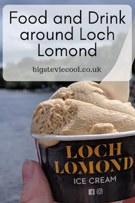 Food and Drink around Loch Lomond