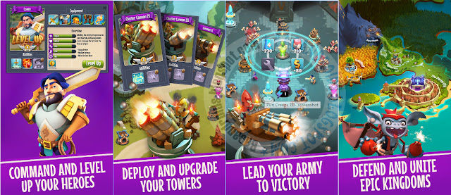 Game Castle Creeps TD versi 1.0.1 Apk Terbaru