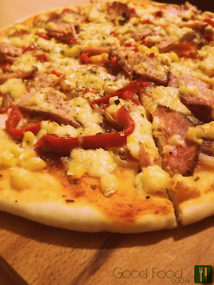 Pizza de week-end