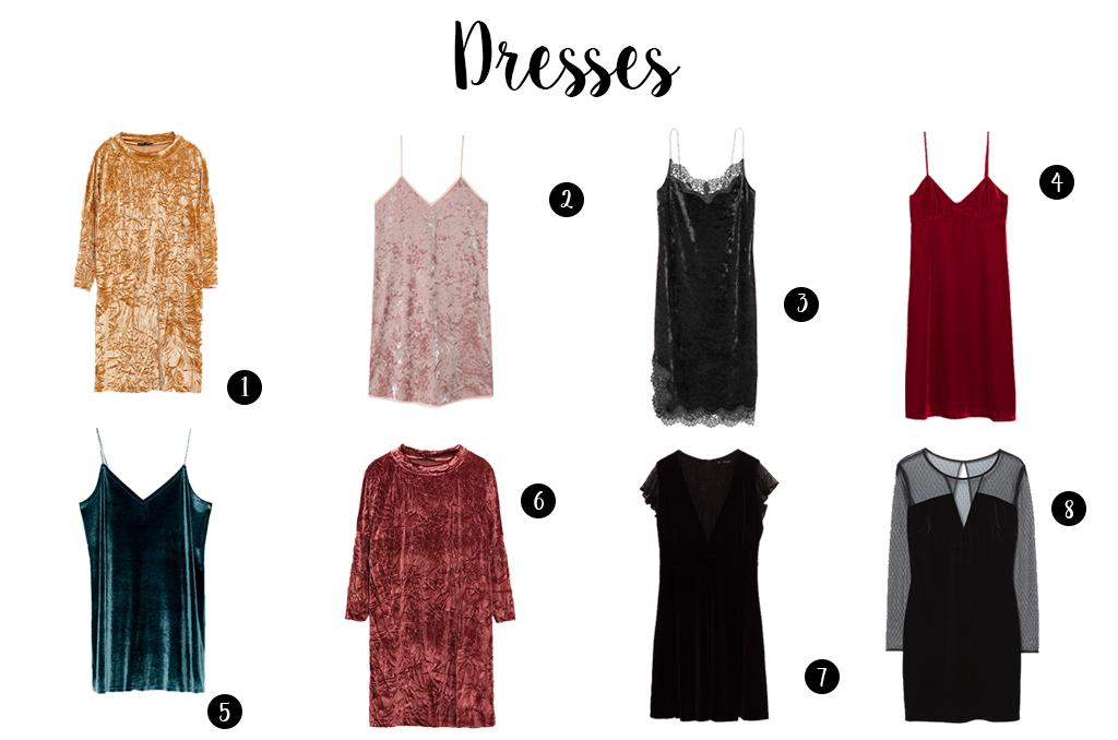 Elizabeth l Velvet crush fall fashion trend tendance velours l THEDEETSONE l http://thedeetsone.blogspot.fr