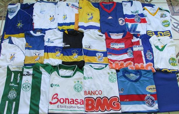 Morador de Lavandeira conta sua paixão de colecionar camisas Img 1332