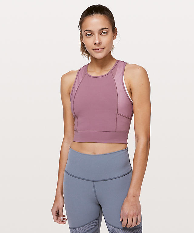 ac2c0a36aed242 Core Light Gray with Golden Lime accent Brunswick Muscle Tank