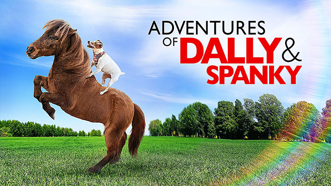 Las aventuras de Dally y Spanky (2019) Web-DL 1080p Latino