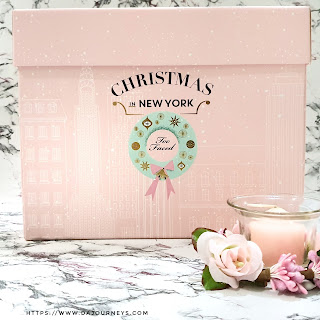Review Too Faced Christmas in New York