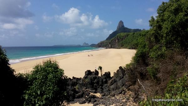 Praia da Cacimba do Padre, Fernando de Noronha