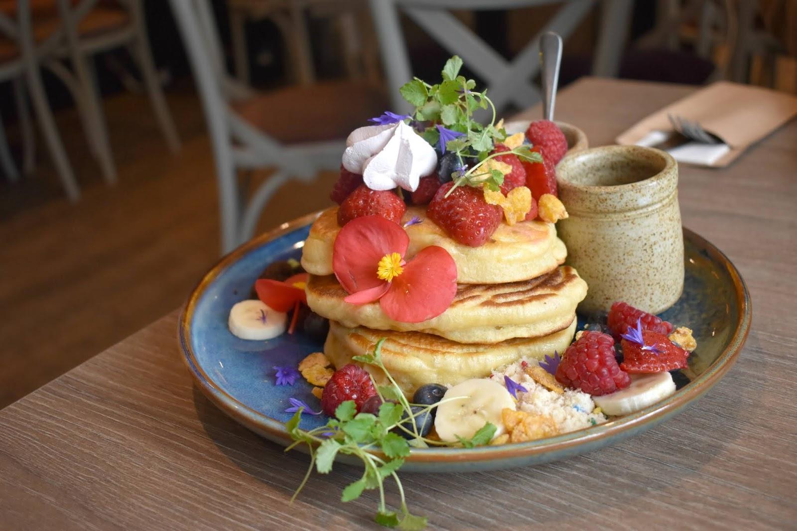 Exploring Harrogate - Breakfast at The Wild Plum