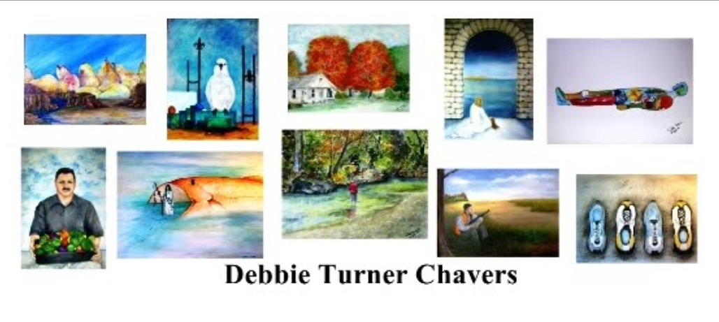 Art and Word Parables- http://debbieturnerchavers.com