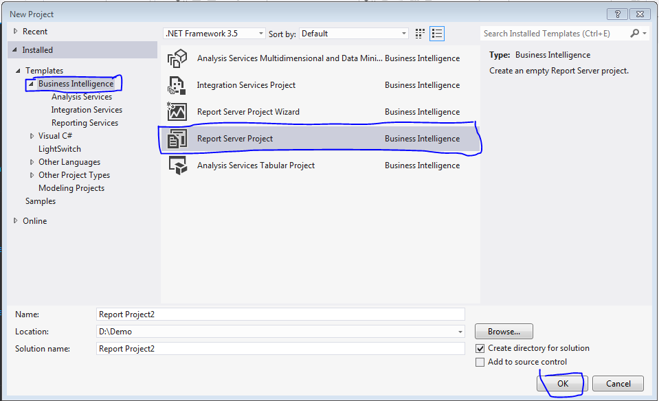Create SSRS Report in SQL Server - CodeProject