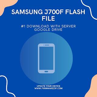 samsung j700f flash file