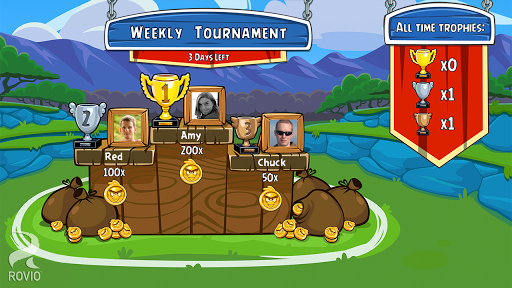 Angry Birds Friends weekly tournament