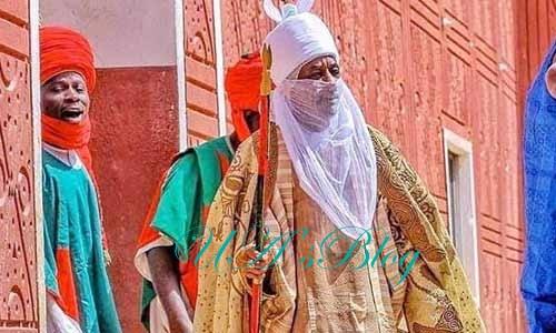 JUST IN: Deposed Emir Sanusi Sues IG, DSS DG, Seeks Release From 'Detention'
