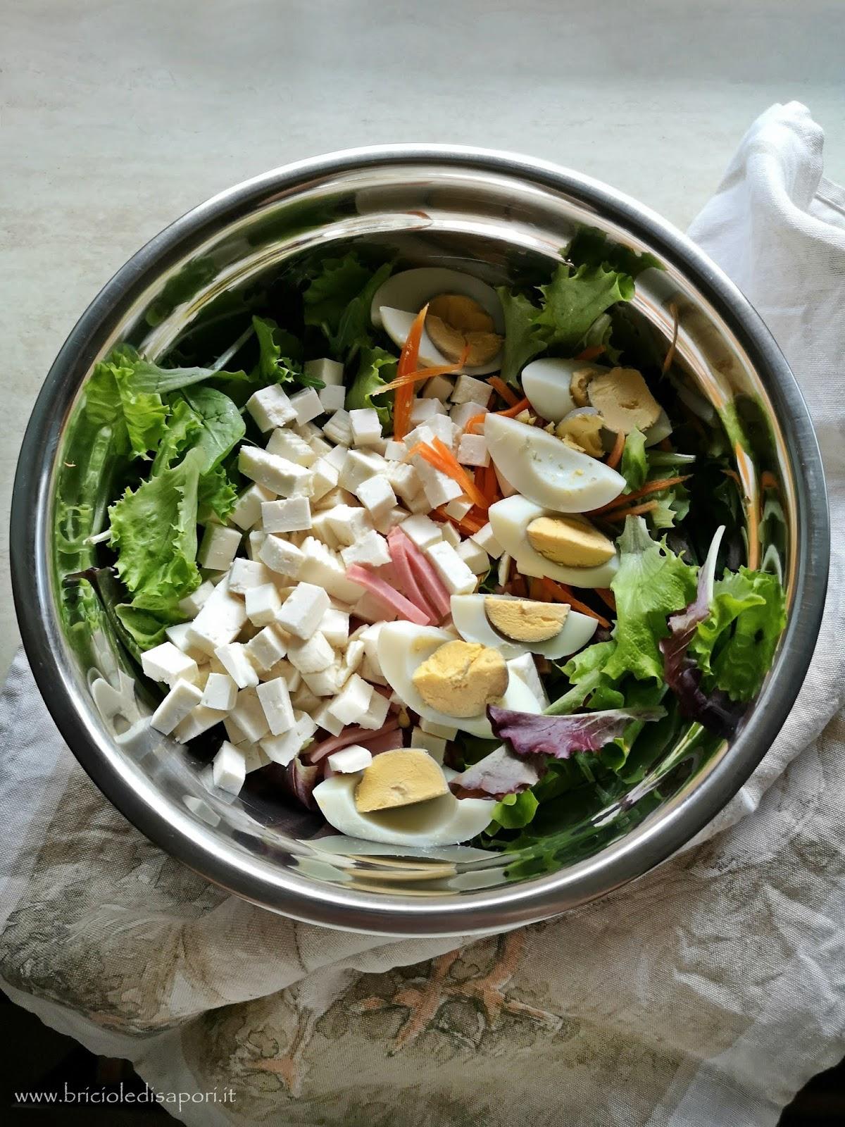 ricetta insalatona