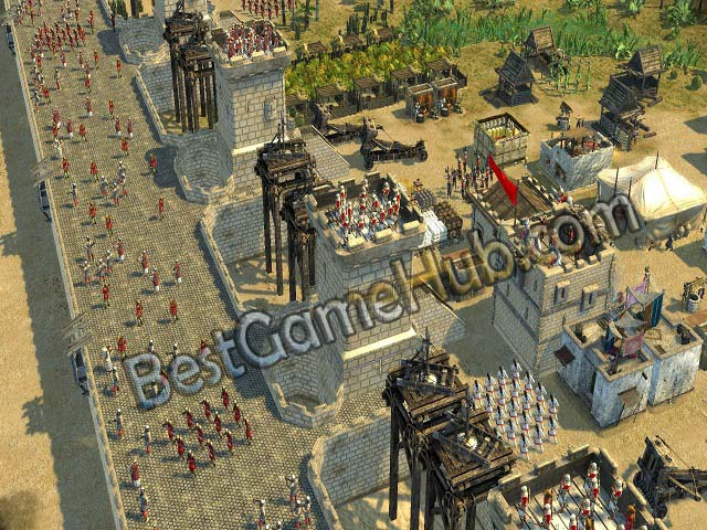 Stronghold Crusader 2 Special Edition PC Repack Game Download