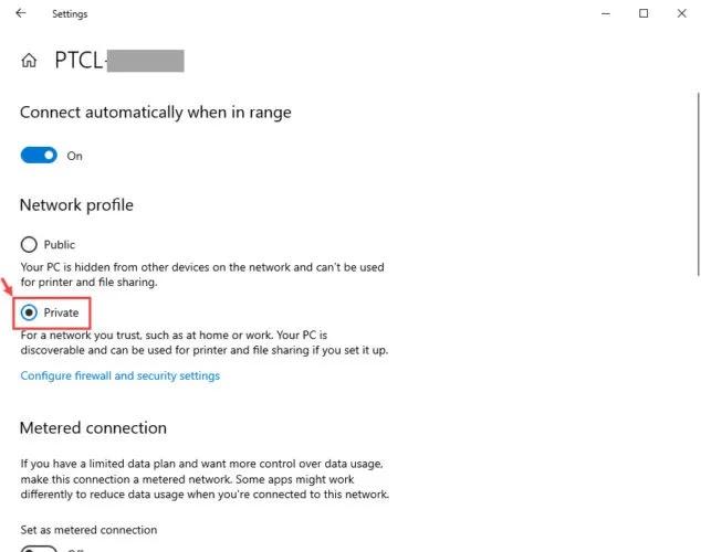 كيف التحقق مما إذا كان جدار حماية ويندوز يحظر المنافذ