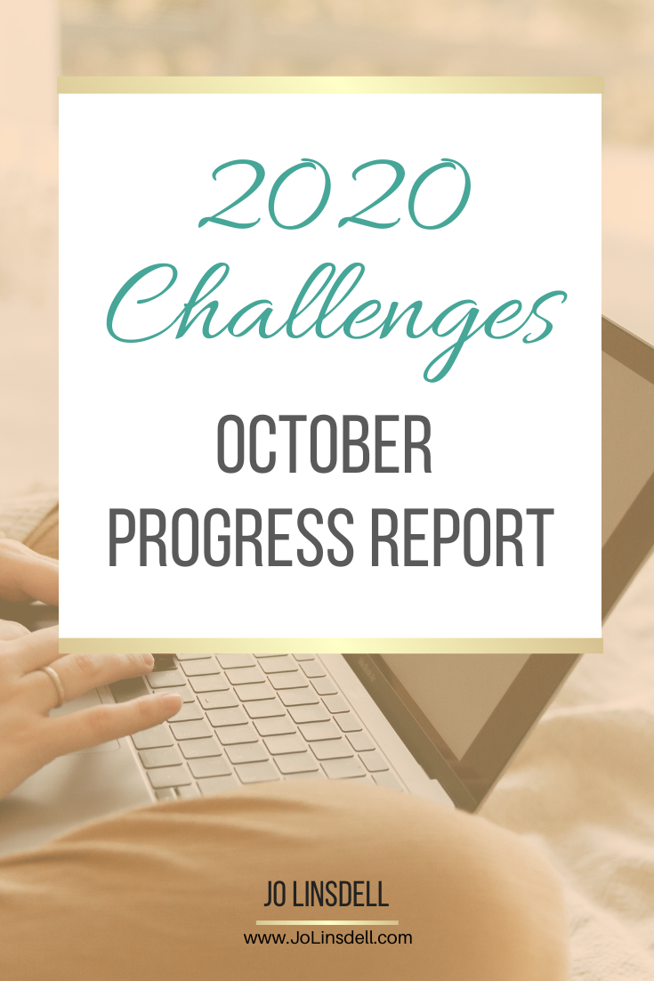 2020 Challenges: October Update
