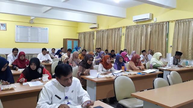 Rapat Awal Semester Genap T.A. 2019-2020