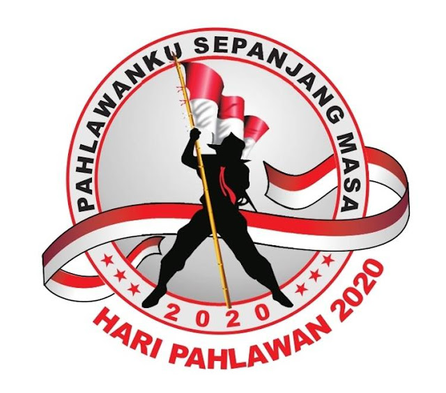 Logo Hari Pahlawan 2020 JPG