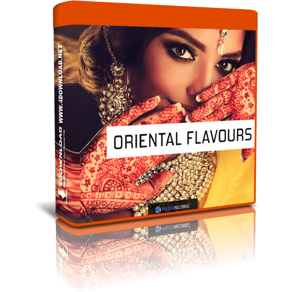 Pulsed Records Oriental Flavours