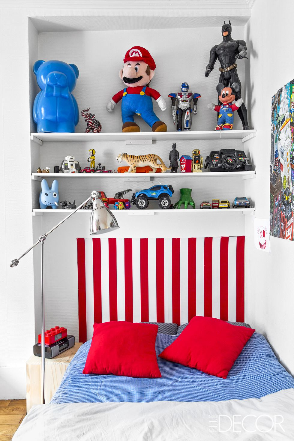 √  7 Creative & Chic Kid's Room Decorating Ideas