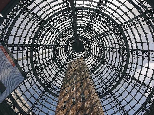 メルボルン・セントラル(Melbourne Central)
