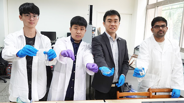 興大研發收集電磁輻射與人體動能發電 登頂尖期刊