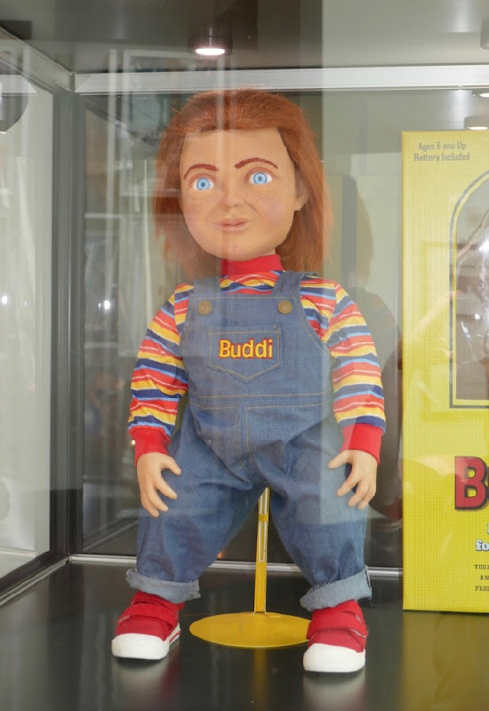 Chucky 2019 Buddi doll Childs Play
