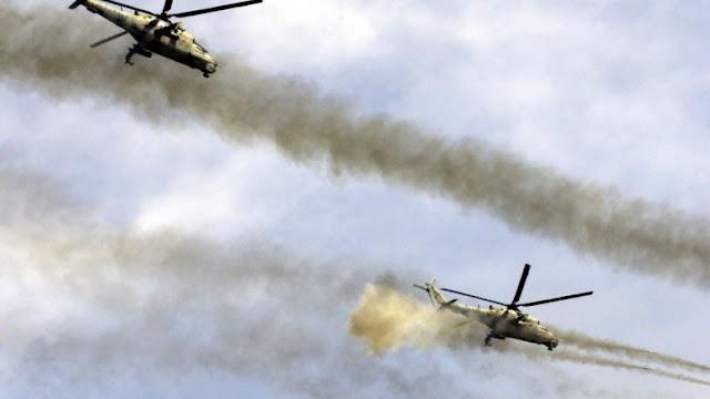 Νέα σημαντική νίκη των συριακών δυνάμεων, με ρωσική υποστήριξη