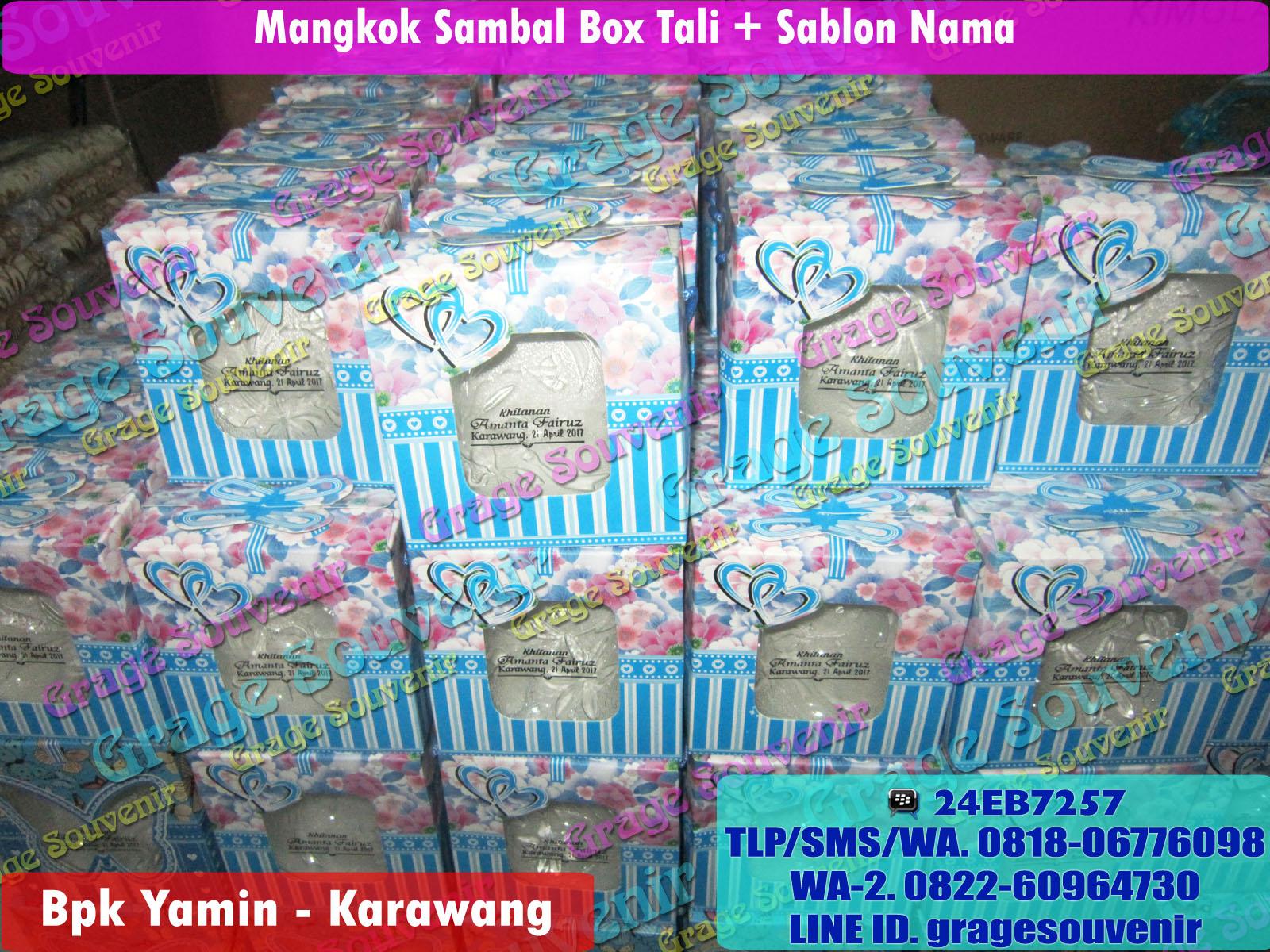 Toko Jual Grosir Souvenir Mangkok Karawang