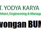 Lowongan Kerja BUMN Terbaru PT Yodya Karya (Persero)