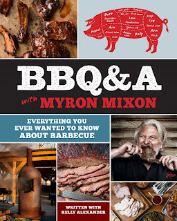 Reivew of BBQ&A with Myron Mixon