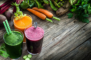 effective healthy juices to reduce liver fat