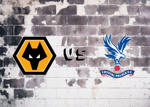 Wolverhampton Wanderers vs Crystal Palace  Resumen