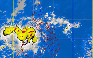 PAGASA: Bagyong Wilma weakens into a low-pressure area