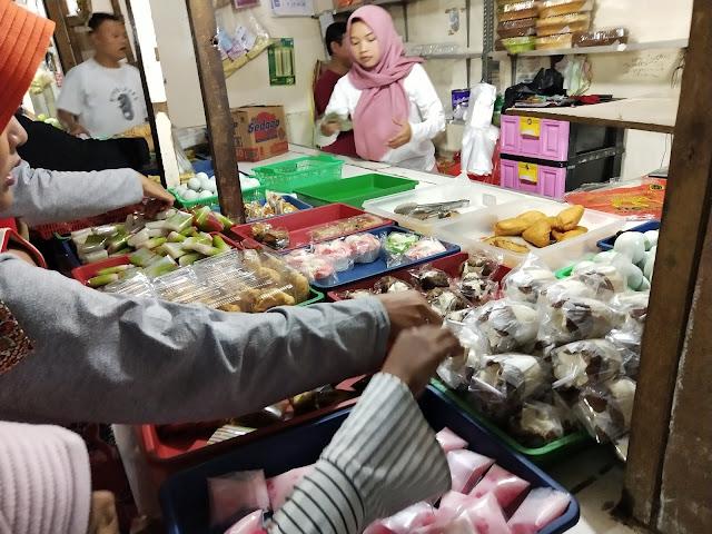 Pasar Tradisional Pasar Pucung Cilodong Depok