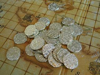 Dread Pirate: Buccaneer's Revenge coins