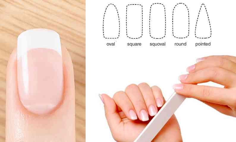 Shape of Nails Fit According to Shape of Your Hands