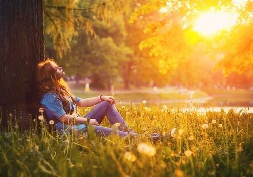 Enfrente A Vida Com Otimismo: Cantinho De Paz: Mensagem De Otimismo
