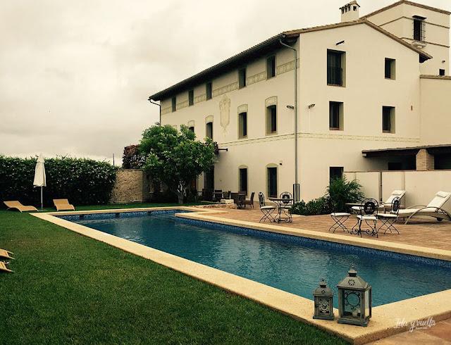 Hoteles rurales verano 2020 La Mozaira