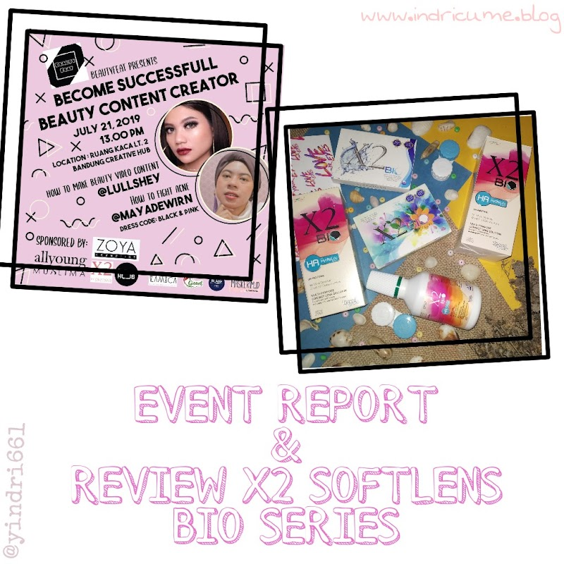 EVENT REPORT & REVIEW X2 SOFTLENS BIO SERIES