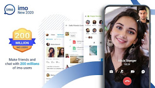 imo free video calls and chat Apk v2020.08.1051 [Mod]