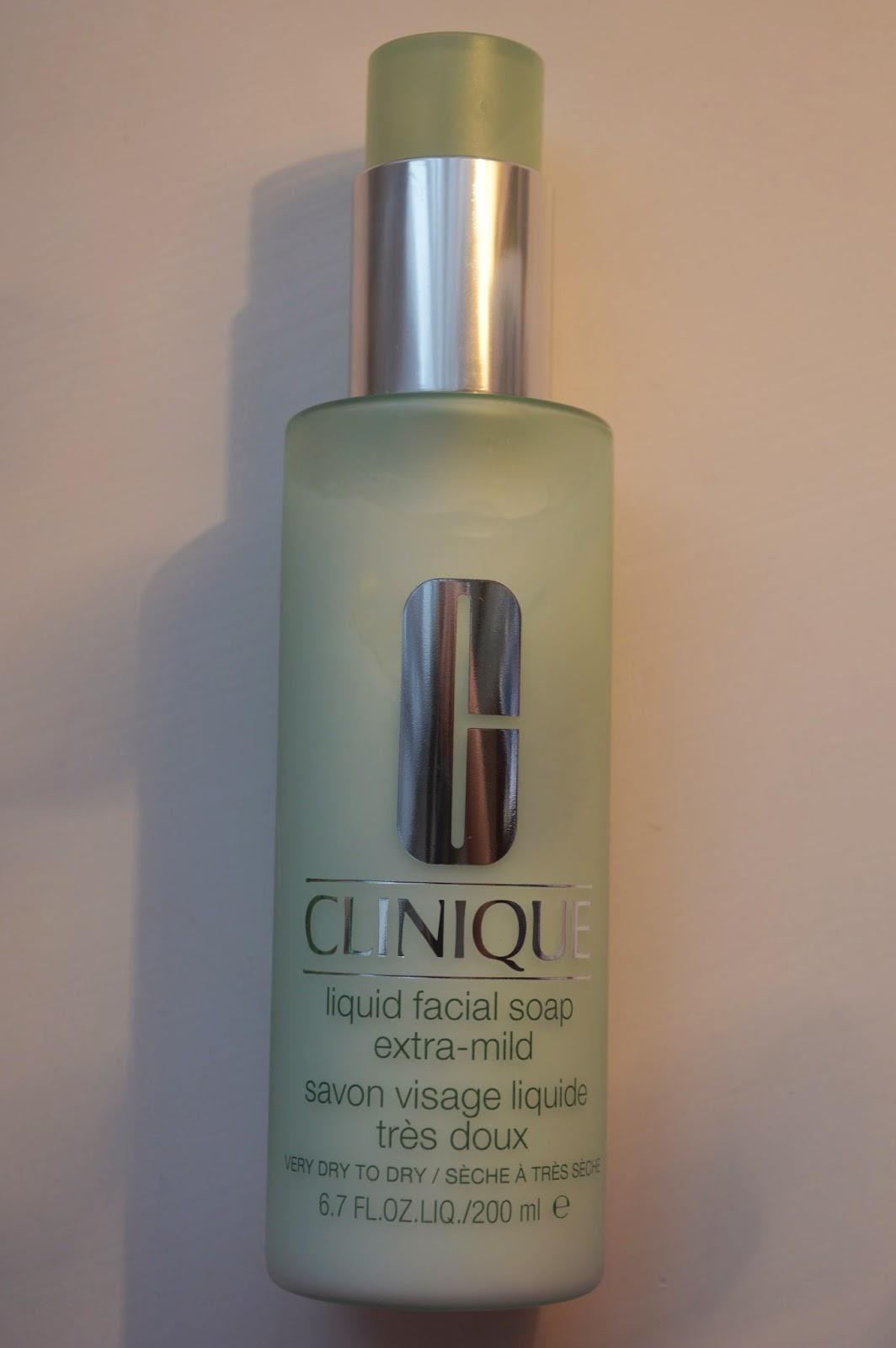 Properties clinique mild facial soap 52