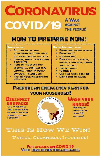 DevelopmentForAfrica.org/covid19