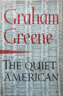 pyle's innocence on the quiet american The quiet american author: graham greene (1904 - 1991) rank: #56   especially for a bombing scene which kills many innocent civilians and the blame   it works as well, on the difference between pyle and fowler, in the.