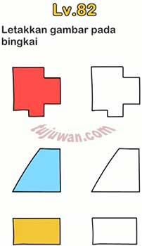 Jawaban Letakkan Gambar Pada Bingkai Brain Out Tingkat 82 Ini Cara Menyelesaikannya