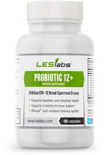 Probiotic Formula by LES Labs